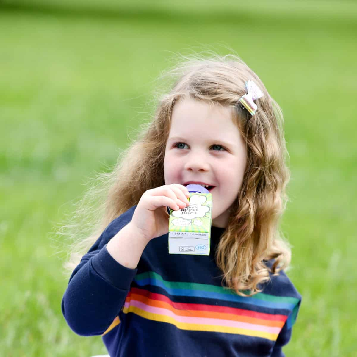 turn juice box into a sippy cup with Itsy Guzzler adapter.