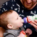 baby formula teat adapter anti colic reflux