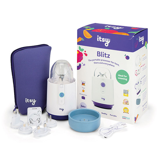itsy blitz portable baby food blender