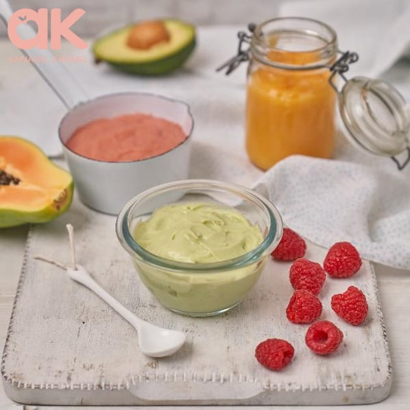 Annabel Karmel Baby Weaning No Cook Purees